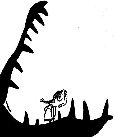 krokodilmadar
